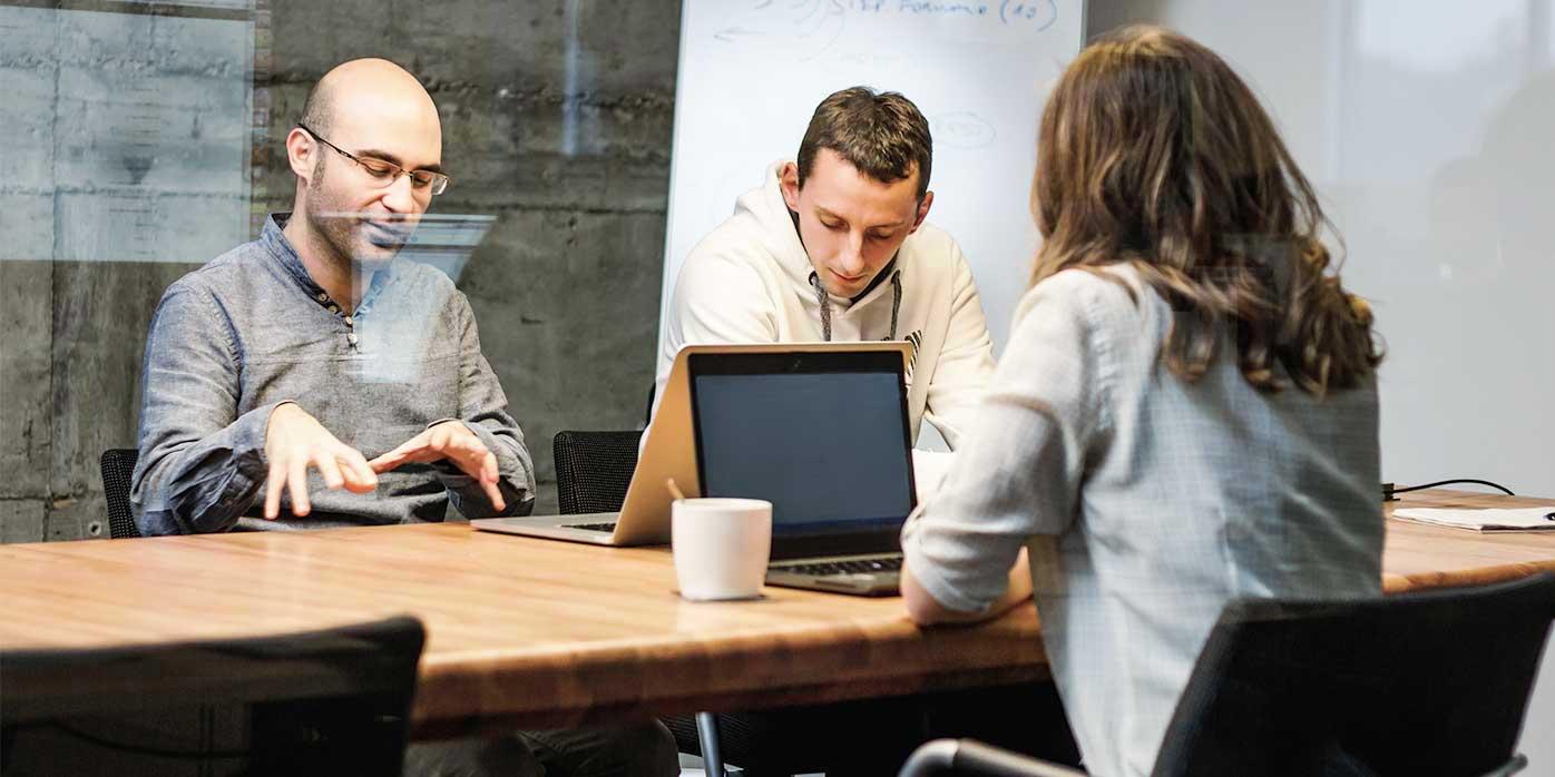 Digital im Team arbeiten