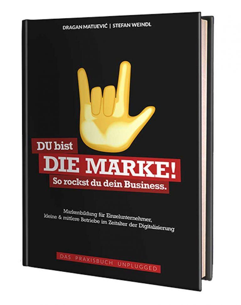 Das Buch: Du bist die Marke