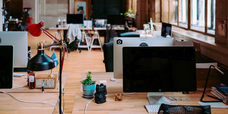 Digitalisierung des Arbeitsplatzes