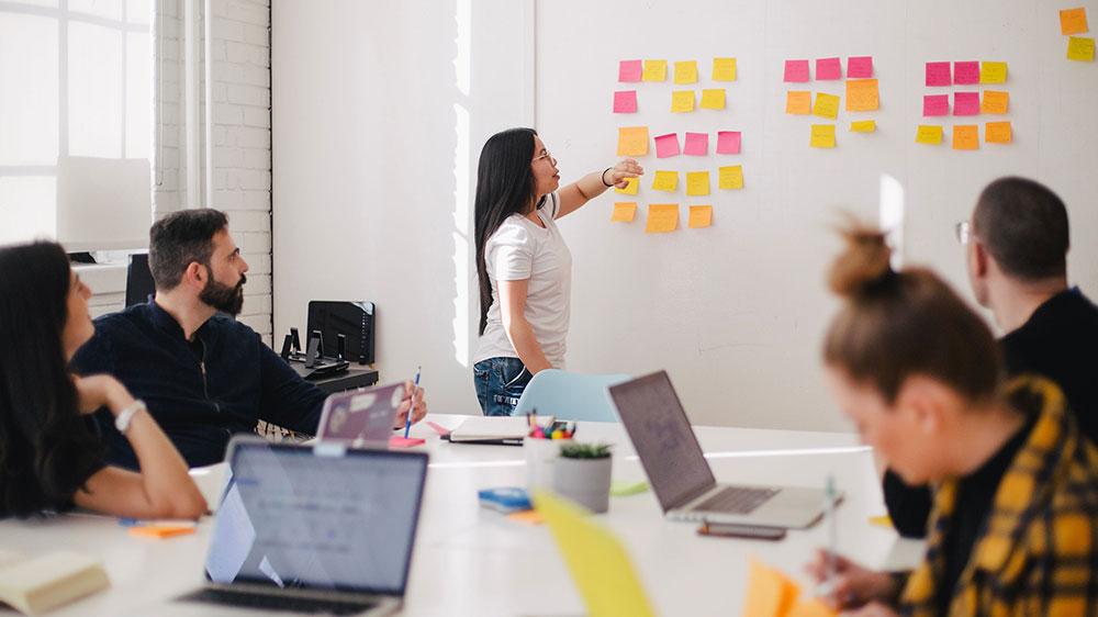 Bild zu In 12 Schritten zum agilen Unternehmen (2/2): Kundenrolle und Agiles Manifest