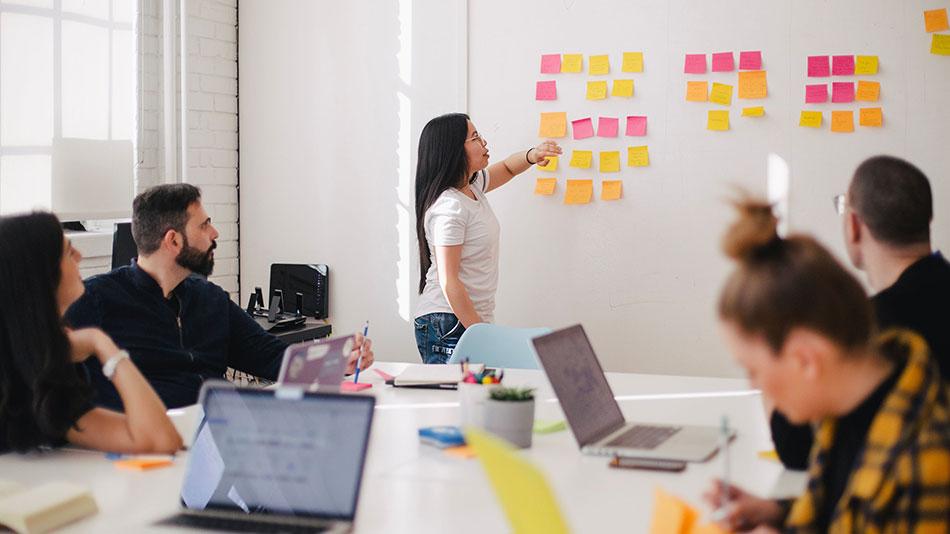 Bild zu Das Kanban Board – So machen Sie Ihre Arbeit sichtbar und verbessern die Teamarbeit