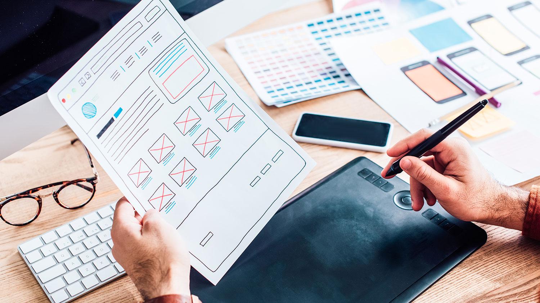 UX-Designer: ein Job, der die Zukunft gestaltet